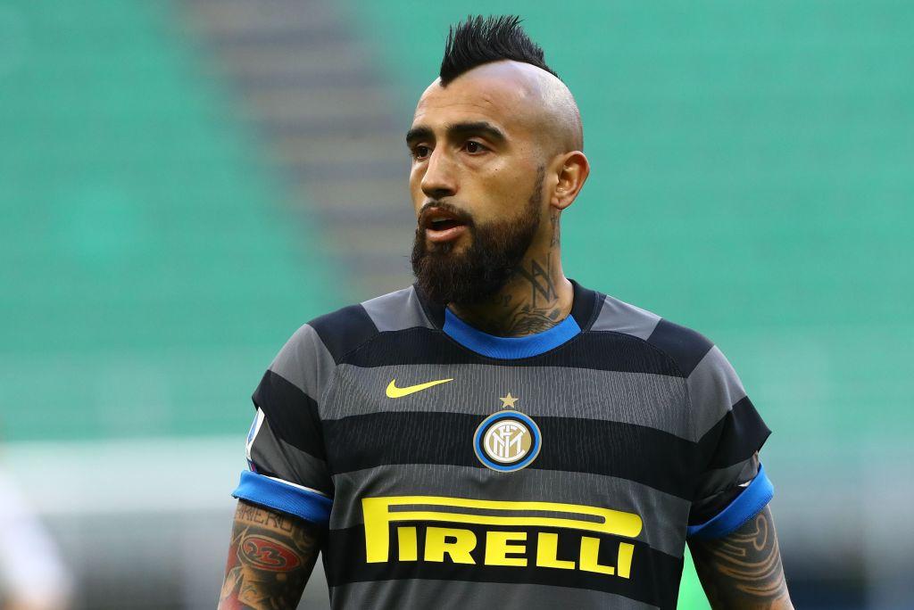 Arturo Vidal, Inter