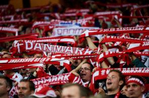 Danmark fans