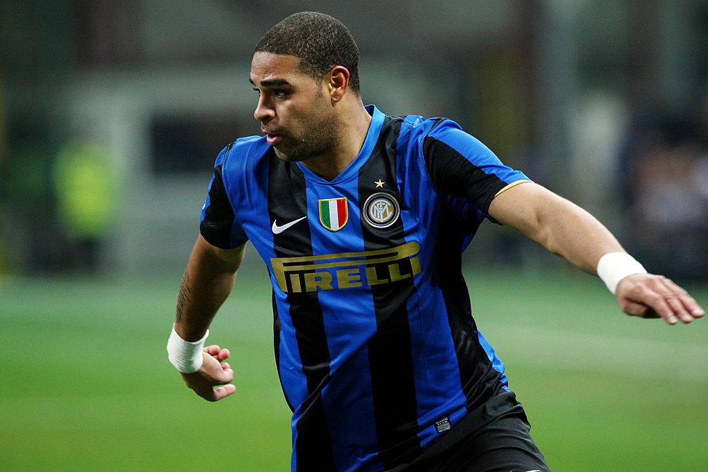 Adriano, Inter