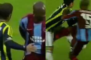 Didier Zokora, Trabzonspor, og Emre, Fenerbahce