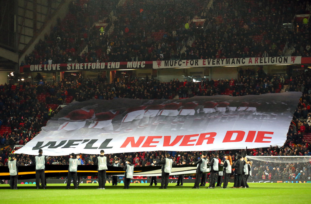 Manchester United-fans