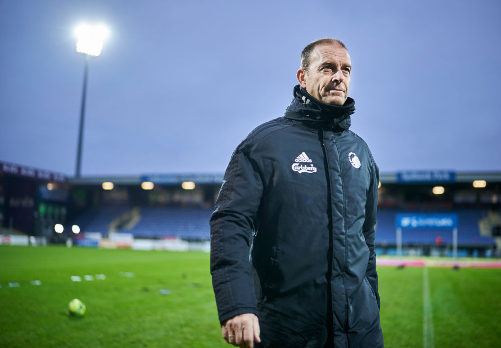 Jess Thorup, FC København