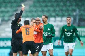 Viborg FF vs Esbjerg fB - Danish 1. Division