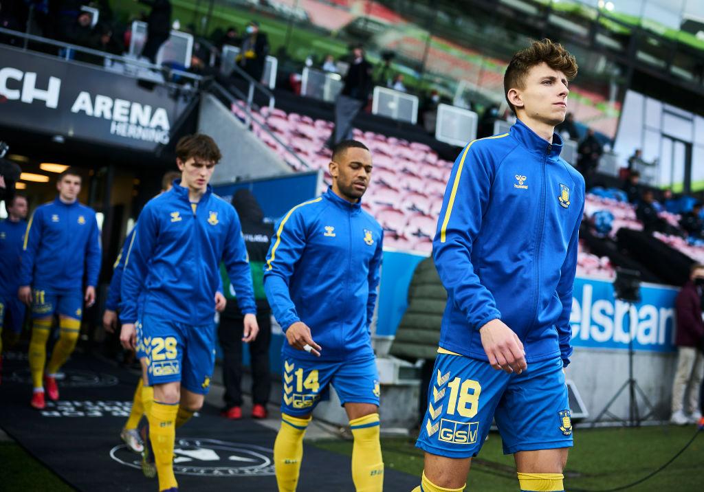 FC Midtjylland vs Brondby ÌF - Danish 3F Superliga