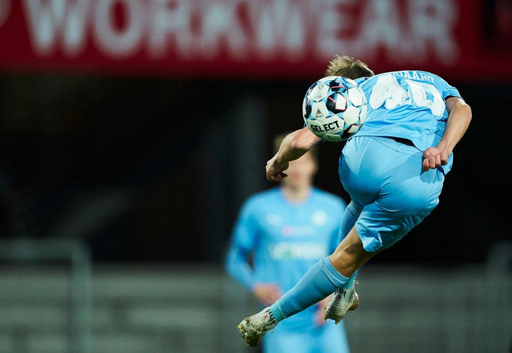 Randers FC vs FC Midtjylland - Danish 3F Superliga