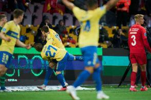 FC Nordsjalland vs Brondby IF - Danish 3F Superliga