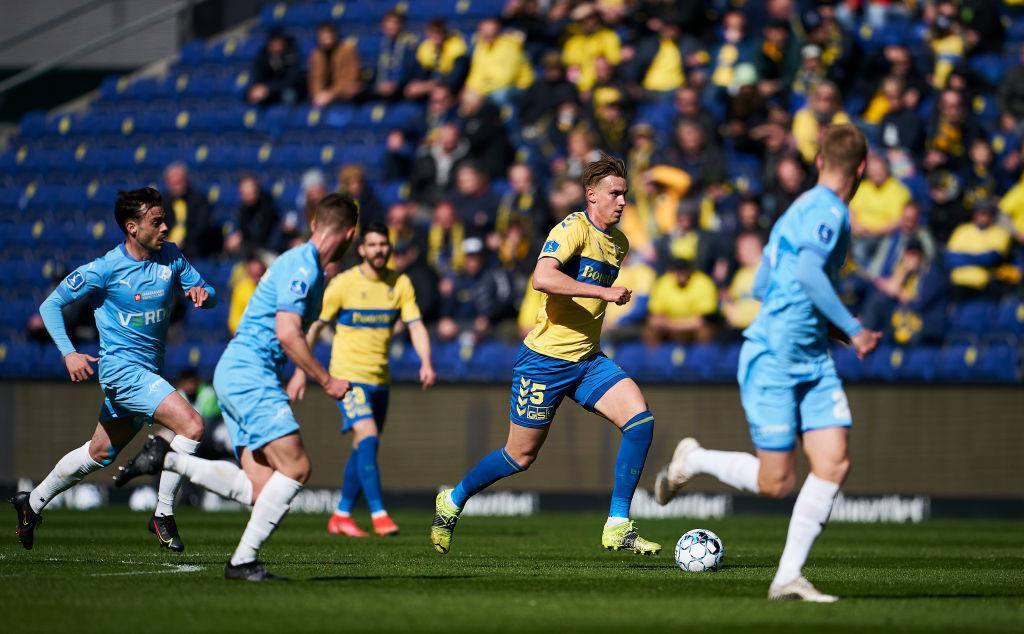 Brondby IF vs Randers FC - Danish 3F Superliga
