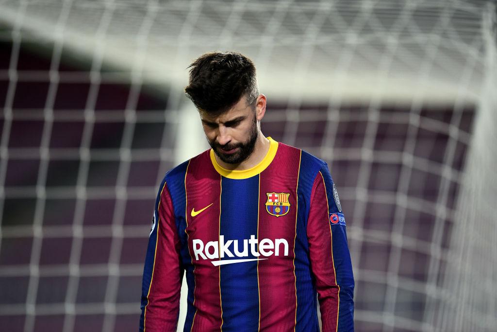 Gerard Piqué, Barcelona
