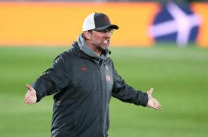 Real Madrid v Liverpool FC - UEFA Champions League Quarter Final: Leg One