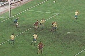 AS Roma mod Brøndby i 1991