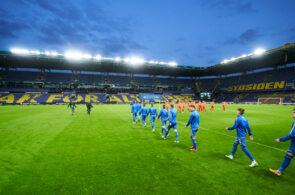Brondby IF vs FC Midtjylland - Danish 3F Superliga