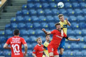 Brondby IF vs AGF Arhus - Danish 3F Superliga