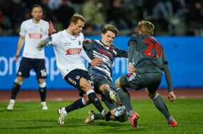AGF Arhus vs FC Copenhagen - Danish 3F Superliga