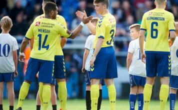 SonderjyskE v Brondby IF - Danish Alka Superliga