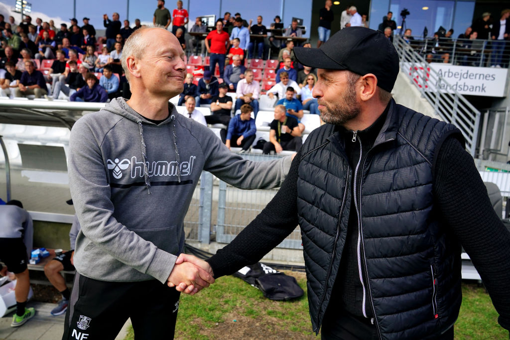 Vejle Boldklub vs Brondby IF - Danish 3F Superliga