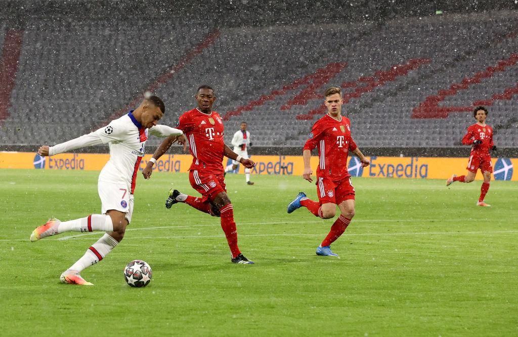 Bayern Múnich 2-3 PSG - Valoración de los jugadores de la UCL