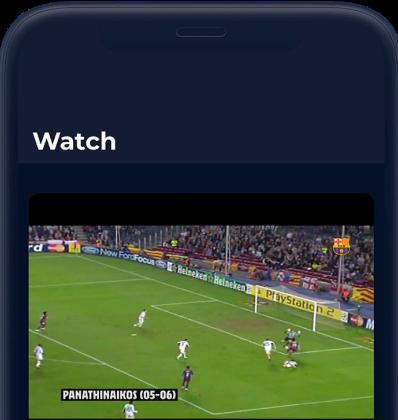 Ronaldo.com App watch
