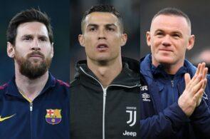Richest footballers in 2020