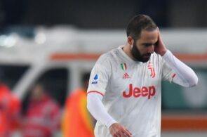 Gonzalo Higuain - Juventus