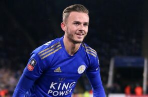 James Maddison - Leicester City