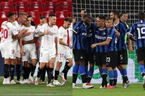 Sevilla, Inter Milan