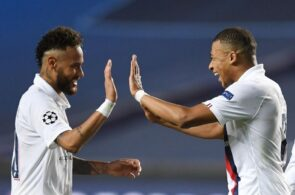 Neymar, Kylian Mbappe - Paris Saint-Germiain