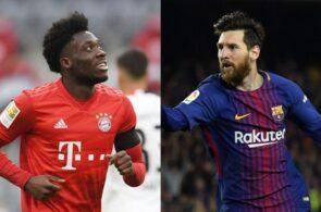 Davies, Messi