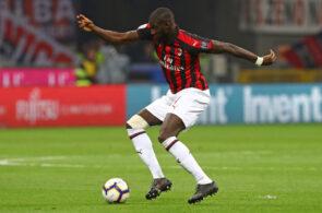 Tiemoue Bakayoko, AC Milan