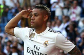 Mariano Diaz, Real Madrid, Benfica