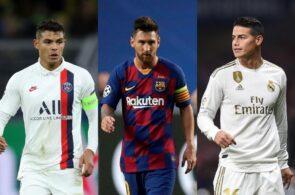 Wednesday's transfer rumors - PSG & Man Utd enter race for Messi