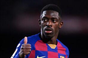 Ousmane Dembele, Barcelona, Manchester United