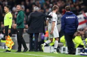 Eric Dier, Jose Mourinho