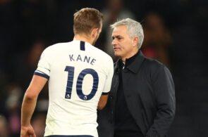 Harry Kane, Jose Mourinho