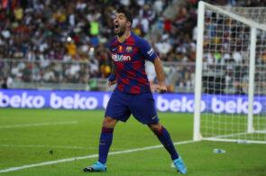 Luis Suarez, Juventus