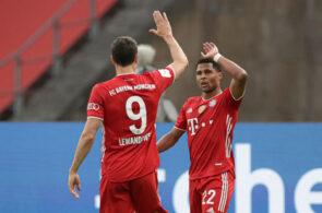 Robert Lewandowski, Serge Gnabry, Bayern Munich