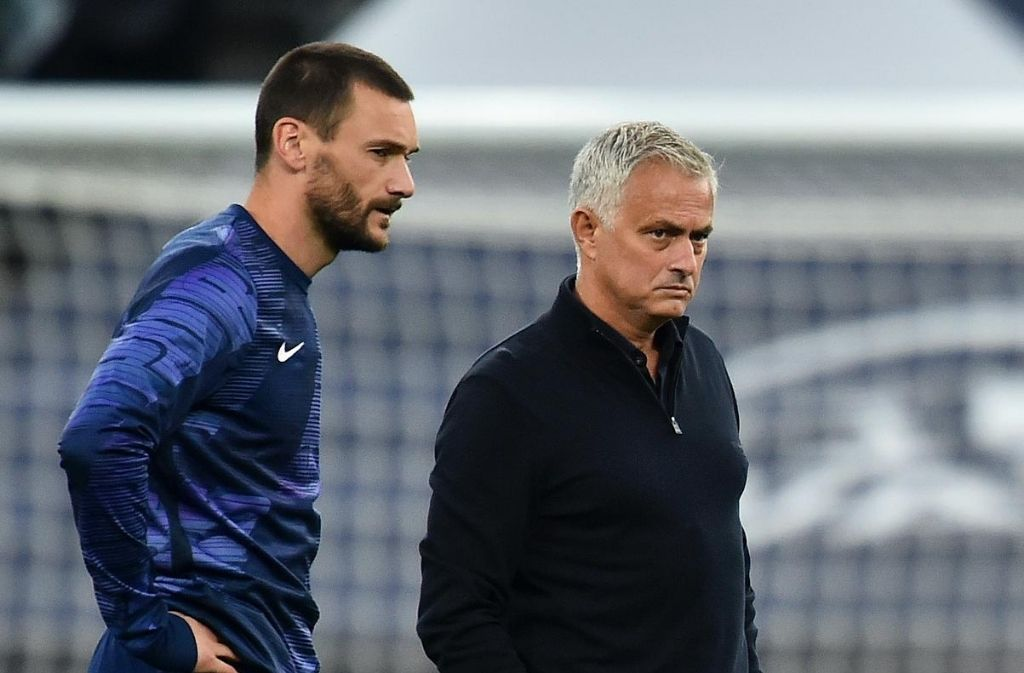 Mourinho has brought a winner's mentality to Spurs, says Lloris