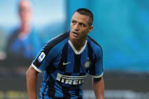 Alexis Sanchez, Inter Milan