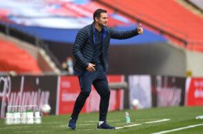 Frank Lampard, Thiago Silva, Ben Chilwell