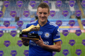 Jamie Vardy, Leicester City, Premier League