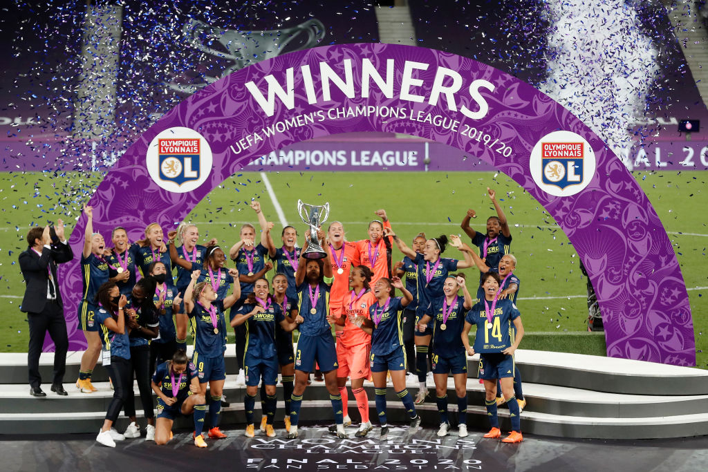 List of UEFA Women's Cup and UEFA Women's Champions League records and statistics