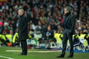 Sir Alex Ferguson, Jose Mourinho, Manchester United