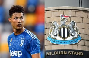 Cristiano Ronaldo, Newcastle United