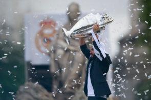 Dani Carvajal, Real Madrid, Champions League