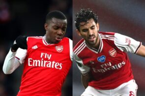Eddie Nketiah & Dani Ceballos - Arsenal