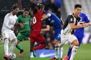 Real Madrid vs Real Sociedad - La Liga, Chelsea vs Liverpool - Premeir League, Juventus vs Sampdoria - Serie A