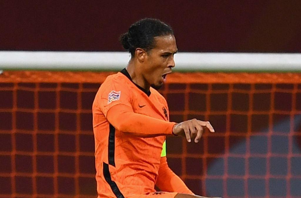 Virgil van Dijk - Netherlands
