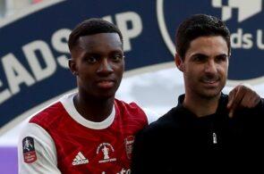 Eddie Nketiah - Arsenal