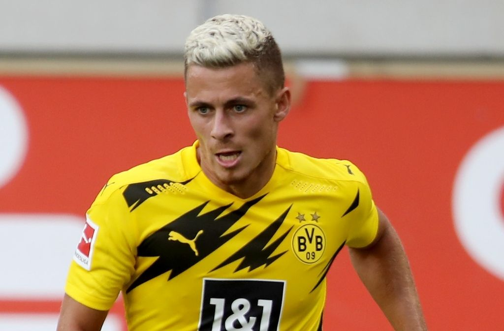 Thorgan Hazard - Borussia Dortmund