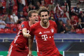 Thomas Muller & Javi Martinez - Bayern Munich