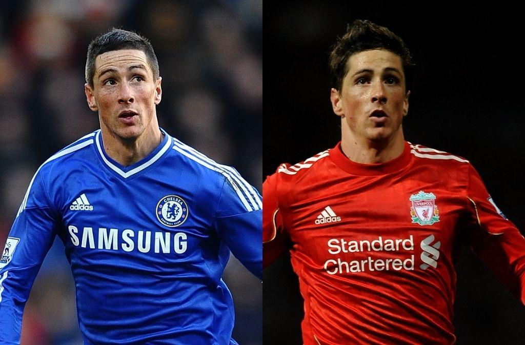 Fernando Torres - Liverpool & Chelsea